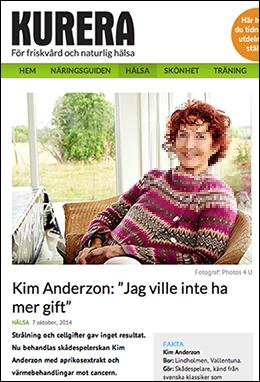 Kim Anderzon - Kurera.se