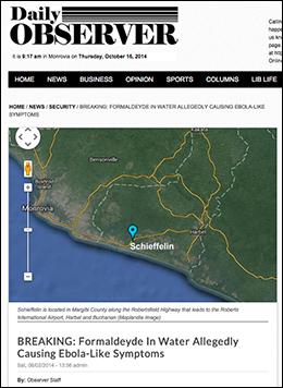 LiberianDailyObserver