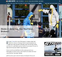 NBC News ebola