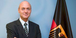 Gerhard Schindler |Foto: BMI/Hans-Joachim M. Rickel dpa