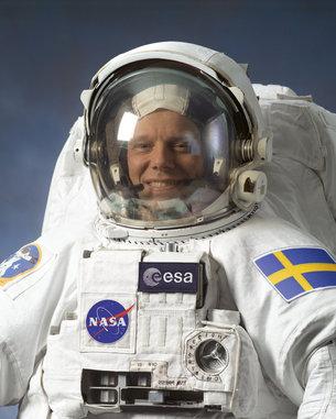 Christer Fuglesang - Foto ESA