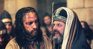 Kaifas and Jesus - Movie: Passion of the Christ - Icon Productions
