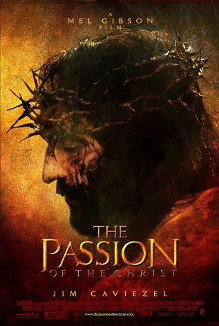 Passion of the Christ movieposter