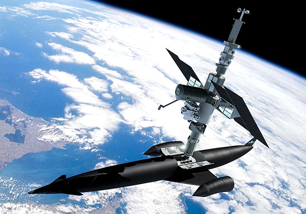 Skylon - Image: Reactionengines.co.uk