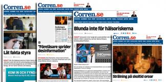 Strålskyddsstiftelsen i Corren nov 2014