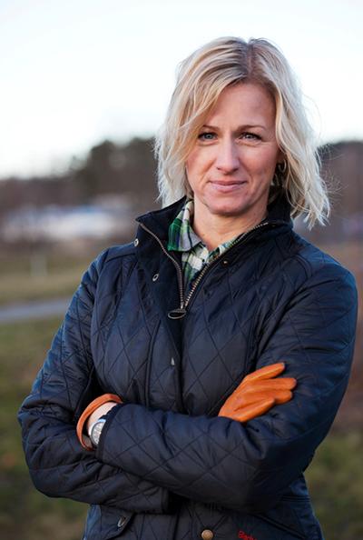 Anna Lehrman - Foto: Viktor Wrange