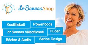 Annons dr Sannas Shop