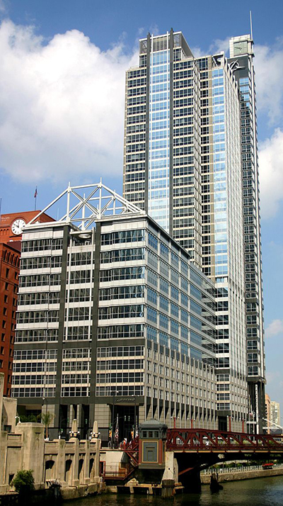 Boeings headquarters Chicago - Foto: J. Crocker, Wikimedia Commons.