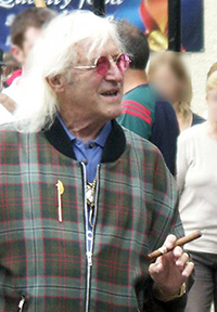 Jimmy Savile in 2006 - Photo: Maximilian Schönherr
