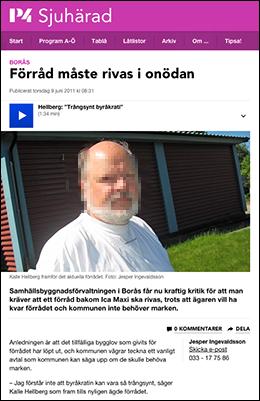 Kalle Hellberg - Foto: Jesper Ingevaldsson