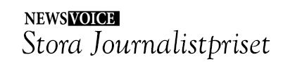 NewsVoice-Stora-Journalistpriset