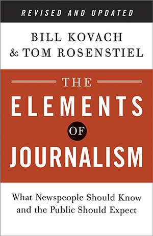 The 10 Elements of Journalism