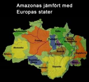 Amazonas Europa