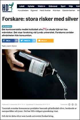 Kolloidalt Silver, HD.se