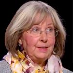 Kristina Hallin - Foto: SVT Debatt från 6 nov 2014