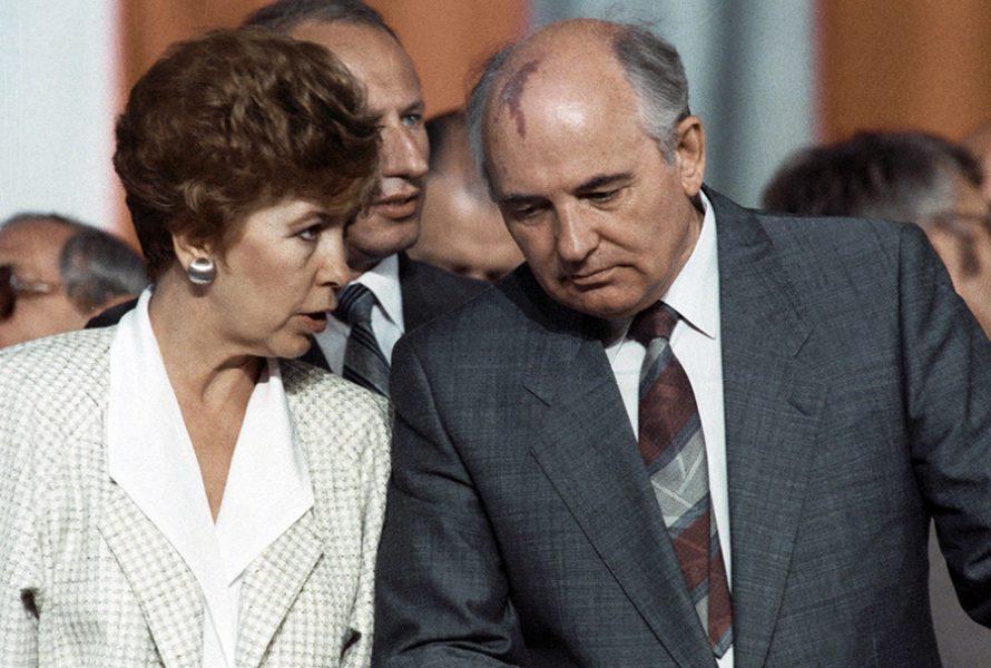 Mikhail Gorbachev. Foto: RIA Novosti archive, image #28133, Boris Babanov. Licens: CC-BY-SA 3.0, Wikimedia