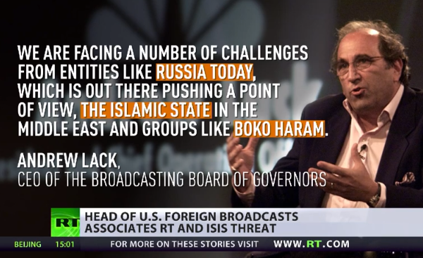 RT.com not Boko Haram