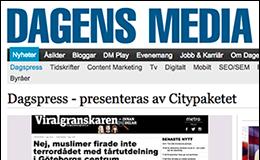 Viralgranskaren i Dagens Media - Dump från: Dagens Media