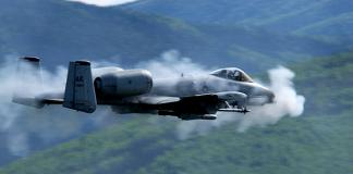 A-10 Thunderbolt |Photo: US Air Force