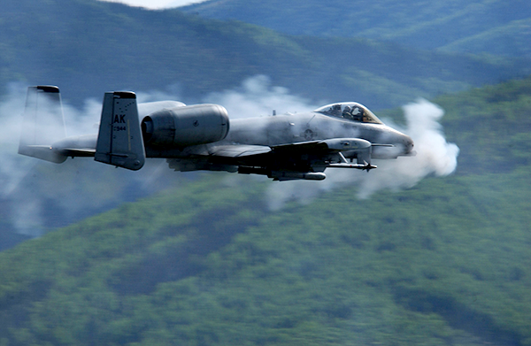 A-10 Thunderbolt | Photo: US Air Force