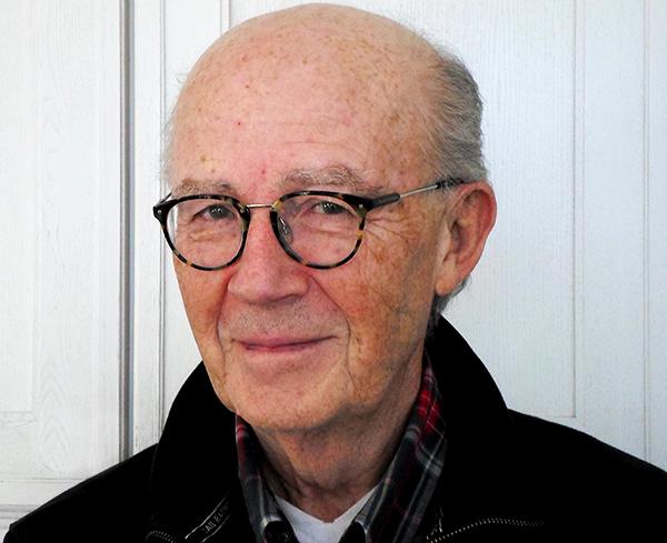 Lars Bern, feb 2015 - Foto: Torbjörn Sassersson