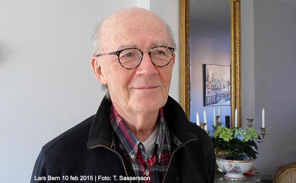 Lars Bern 10 feb 2015 |Foto: Torbjörn Sassersson