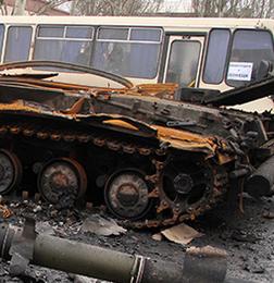 Uglegorsk Ukraina 2015