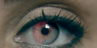 Öga eye Mars One