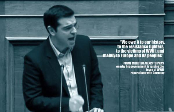 Alexis Tsipras |Photo: Derek Gatopoulos