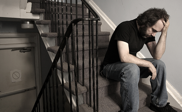 Depression - Foto: Crestock.com