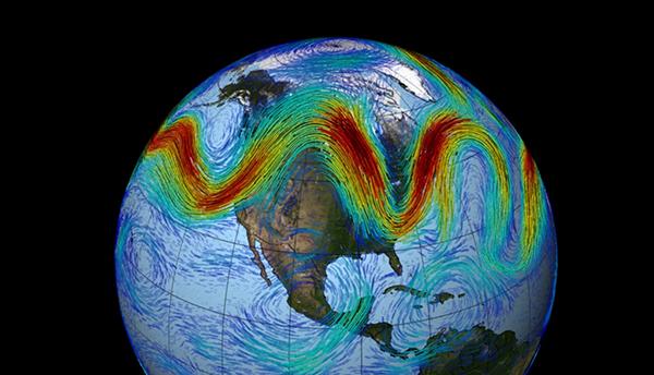 Earth-North-Hemisphere