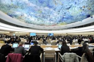 FN:s råd för Mänskliga rättigheter - Foto: FN