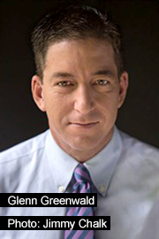 Glenn Greenwald - Photo: Jimmy Chalk
