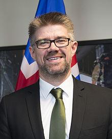Gunnar Bragi Sveinsson 2014 - Wikimedia Commons