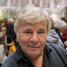 Jan Guillou på Bokmässan i Göteborg 2013 - Foto: Albin Olsson