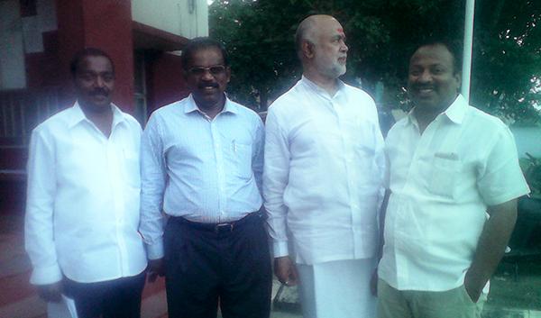 Jeya Balu Heroes
