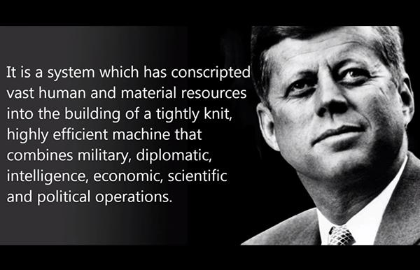 John F. Kennedy |Photo: public domain