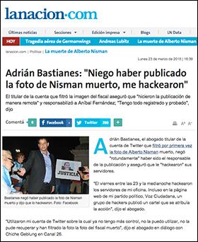 La Nacion mars 2015 Argentina