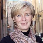 Marika Markovits direktör på Stadsmissionen - Pressfoto: Björn Wilde