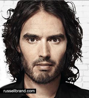 Russel Brand |Photo: Russelbrand.com