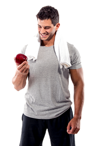Träning hälsa wellness - Foto. Crestock