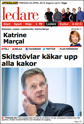 Aftonbladet om skitstövlar