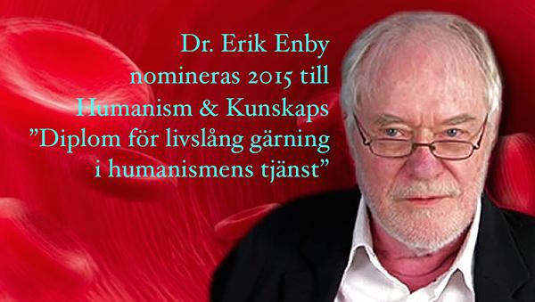 Dr Erik Enby