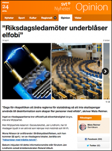 Mats-Reimer-SVT-Opinion-14april2015