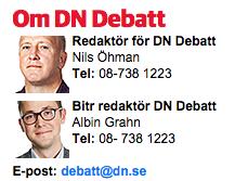 Nils-Ohman-Albin-Grahn-DN-Debatt