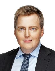Sigmundur David Gunnlaugsson - Foto: Forsaetisraduneyti.is