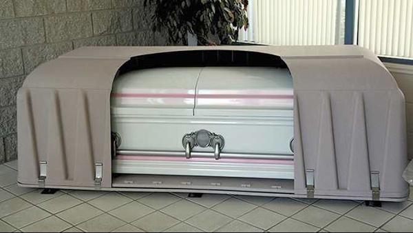 burial-vault
