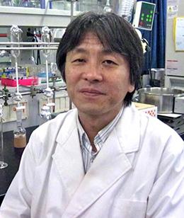 Dr Hideshige Takada - Foto: eget verk