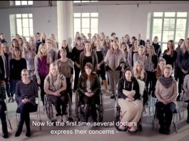 Gardasil, HPV, flickor, vaccinskador, Dansk TV2-dokumentär, 2015
