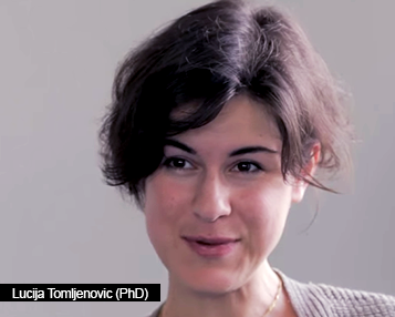 Lucija Tomljenovic - Photo: ThinkExistFilms